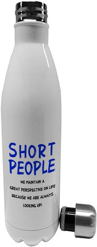 750ml Short People, We Maintain A Great Perspective